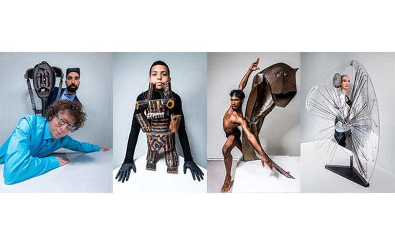 Aziz Bekkaoui cureert expositie in Cobra Museum