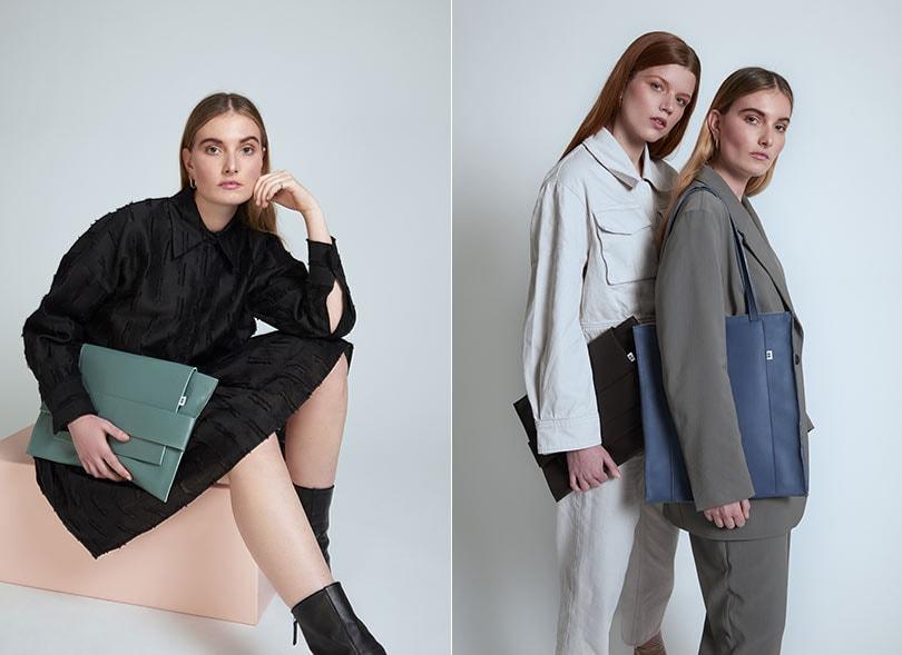 De officiële lancering van het Nederlandse en ethische tassen merk TOTOTÈ.STUDIO