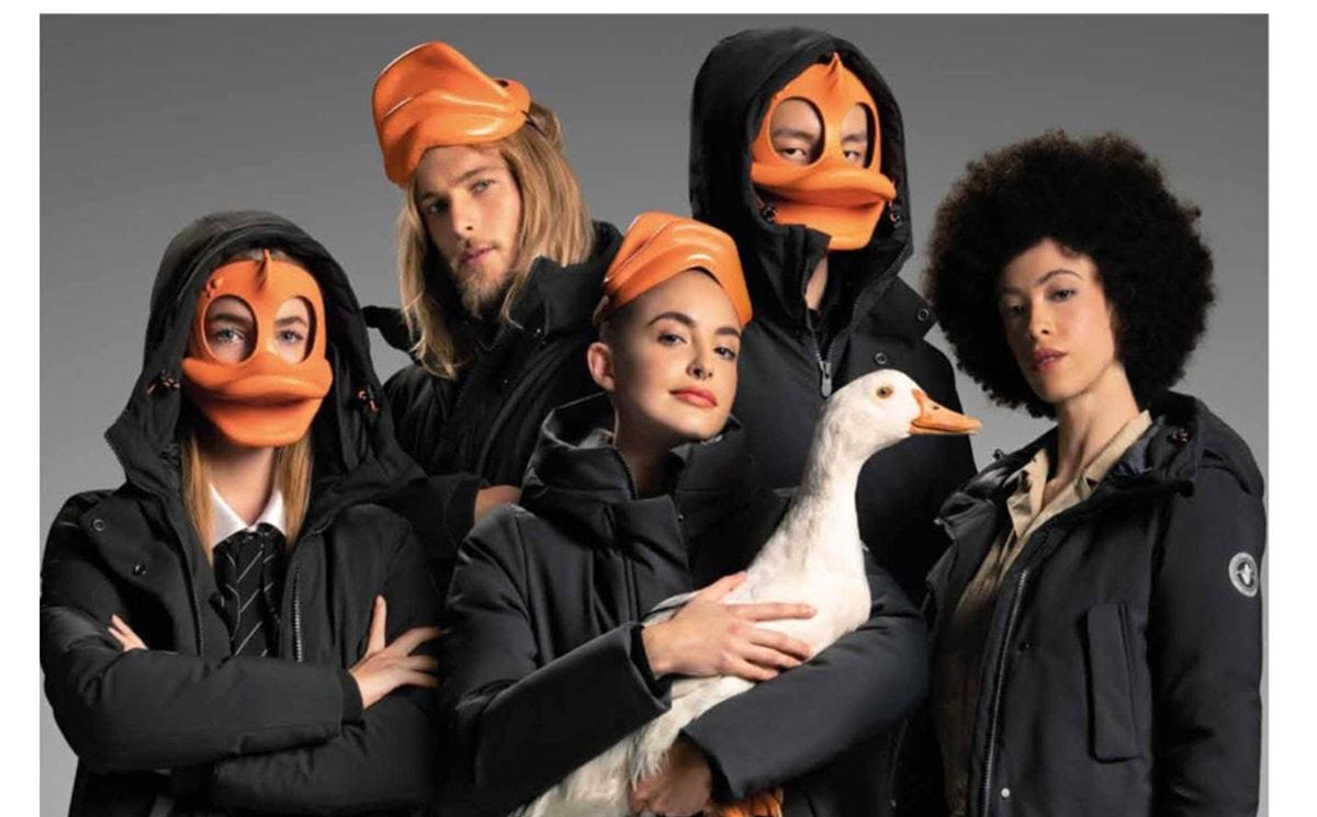 Save The Duck lanceert 'Stand up and Quack' campagne voor dierenwelzijn