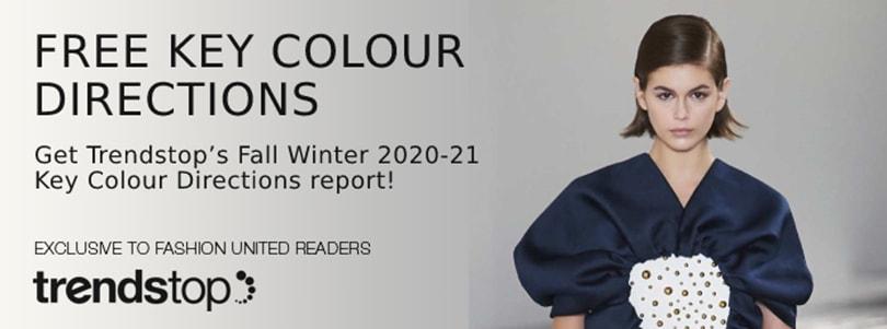 Kleurentrends voor Dames uit de SS21 Modeshows