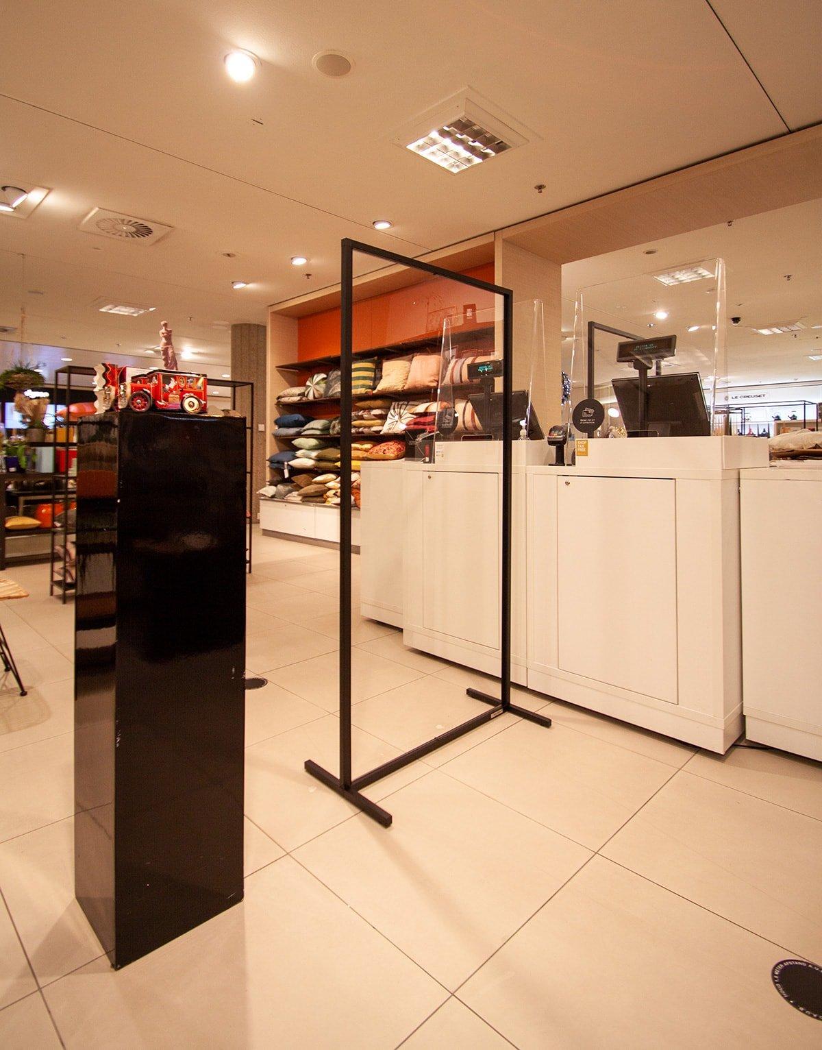 Veilig en stijlvol winkelen? Welkom in de Safe Zone van ATOM Retail