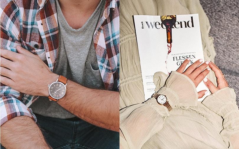 Maak kennis met het uitgebreide aanbod horloges en juwelen van Ormoda