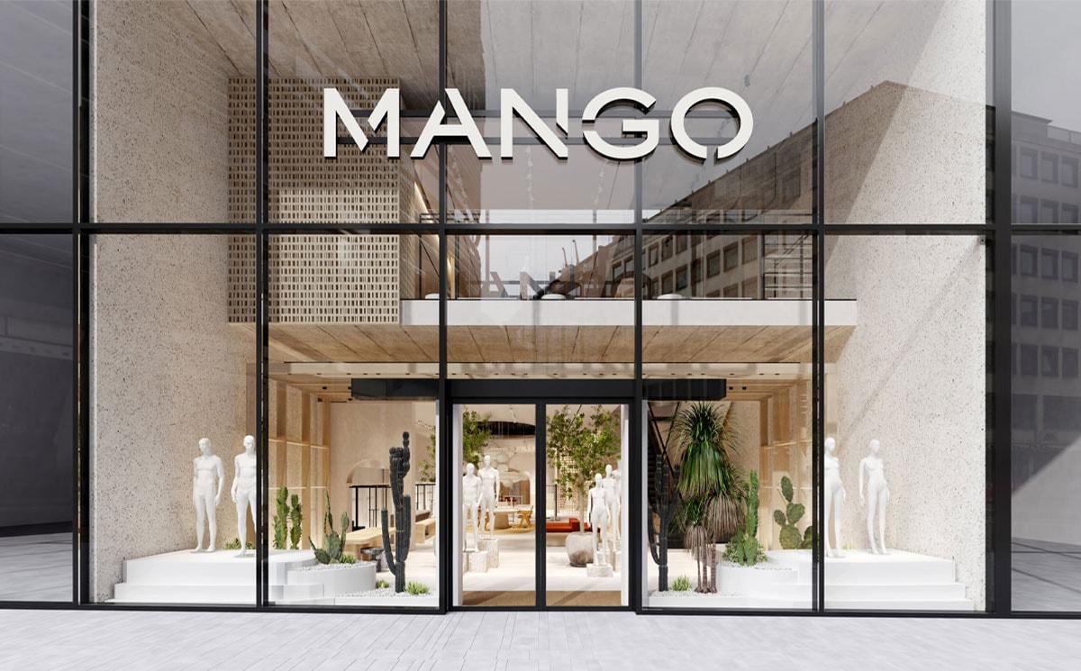 Mango lanceert nieuw winkelconcept voor Europese flagship stores