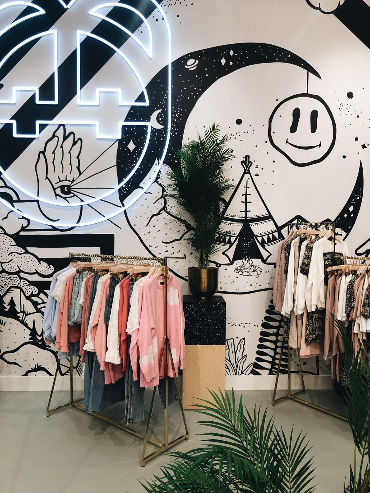Modewinkel Guts & Gusto: van rebel tot rolmodel