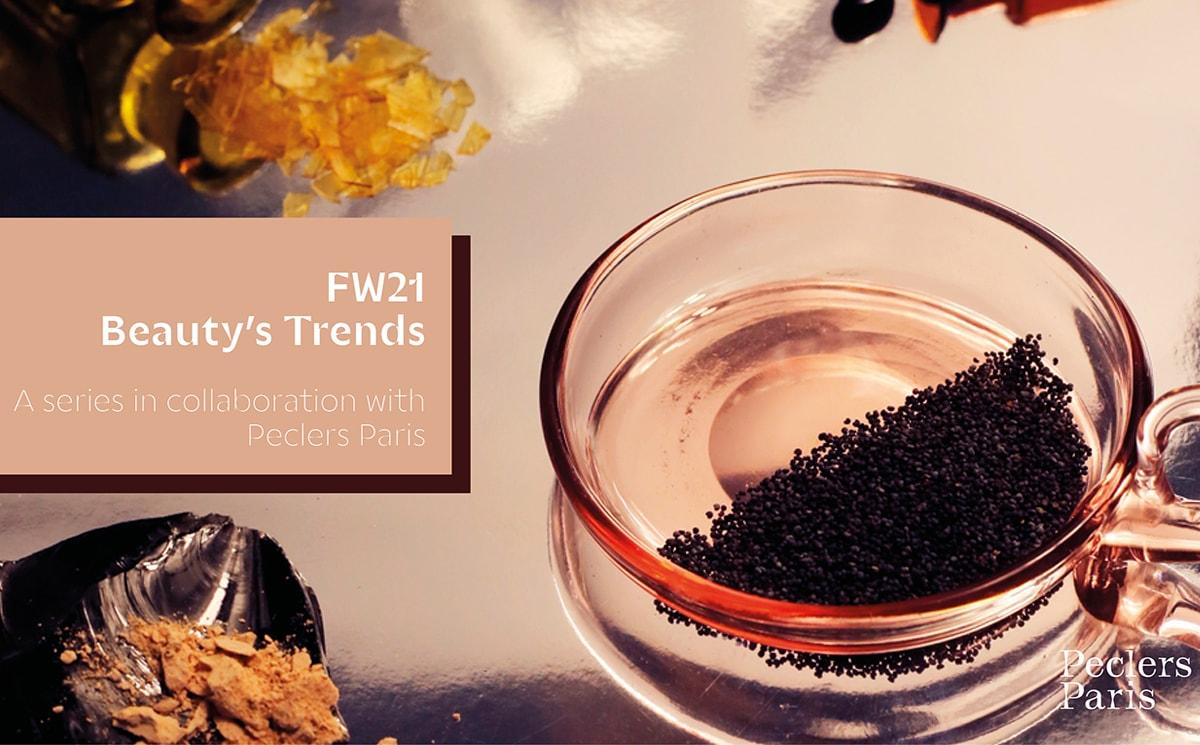 Beauty & Wellness Trendbook FW21 door Peclers Paris