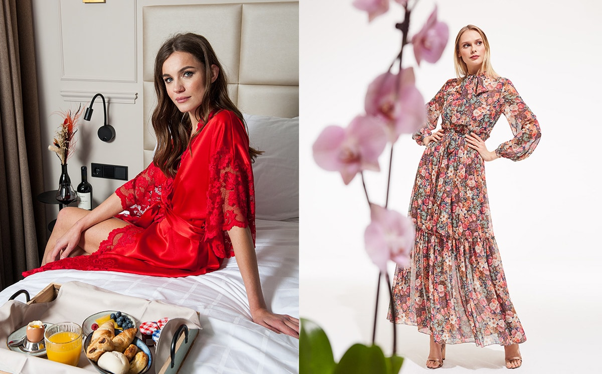 Elegant comfort - How Olvi's is encouraging women to show and celebrate their femininity with their outstanding collections