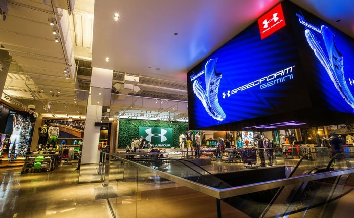 Hoe Under Armour Adidas overtreft en Nike gaat inhalen