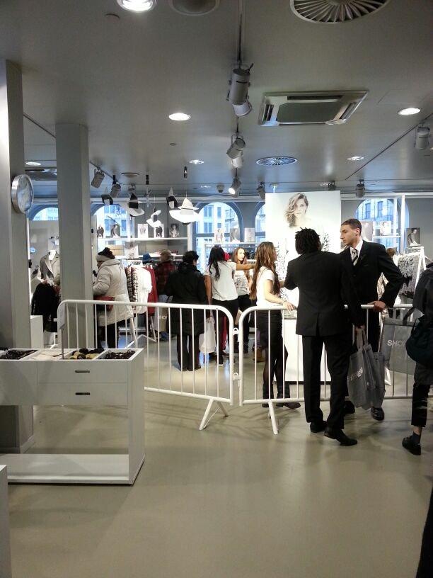 LIVE: Isabel Marant voor H&M van minuut tot minuut