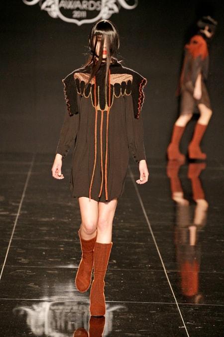 Conny Groenewegen grote winnaar Dutch Fashion Awards