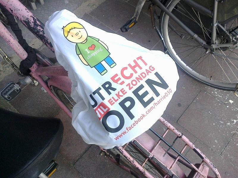 Winkeliers in Utrecht willen wekelijkse koopzondag