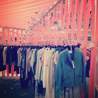 Zomertrends op de Modefabriek