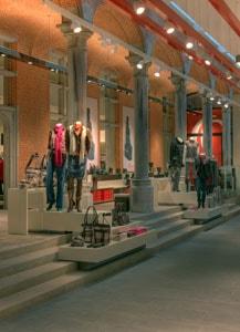 s.Oliver opent haar grootste store wereldwijd in Antwerpen