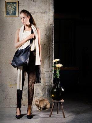 Sonja Maakt Het! (SMH) presenteert haar unieke tas in Parijs!