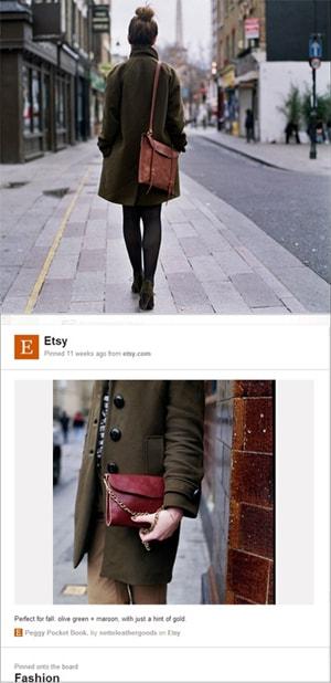 Social media insider ... Etsy