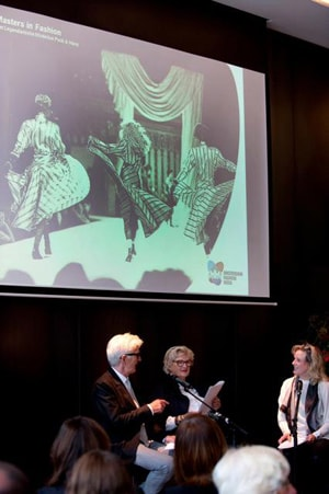 Masters in fashion trekt volle zaal met Puck & Hans