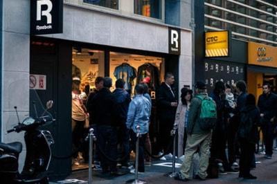 Reebok focust met Classics Store op jonge consument