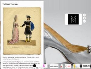 Modemuze.nl combineert modecollecties van 7 musea