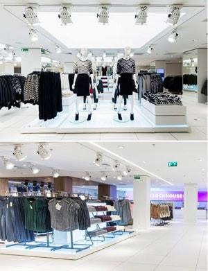 Alles draait om de kleding in nieuw winkelconcept C&A