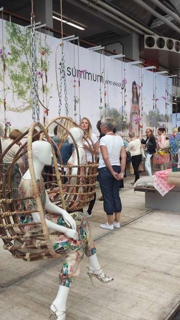 Op 35e Modefabriek komt 'samenwerking' dichtbij