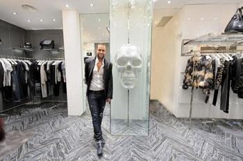 Philipp Plein: 'Nederlanders zijn gek op mode'