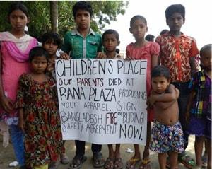 Slachtoffers Bangladesh wachten op compensatie