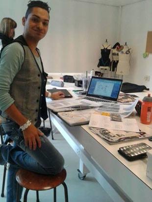 De verkleedkist induiken op de Amsterdam Fashion Academy