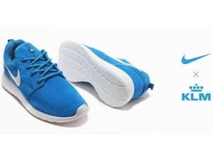 De lucht in met Nike