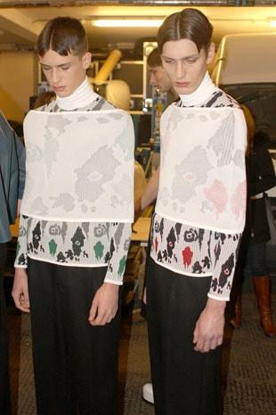 Is Londense mode het spoor bijster?