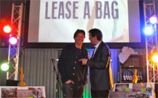Mud Jeans lanceert 'Lease A Bag'