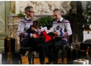 Eindejaarscampagne Viktor & Rolf
