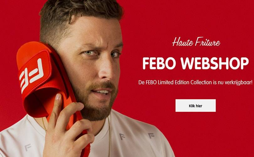 Febo brengt nieuwe kledinglijn uit voor de winter   Het Parool