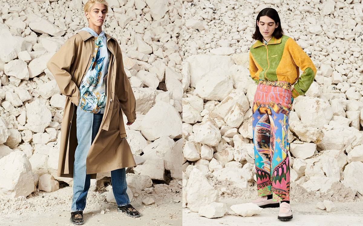 Men's fashion: Labels to watch