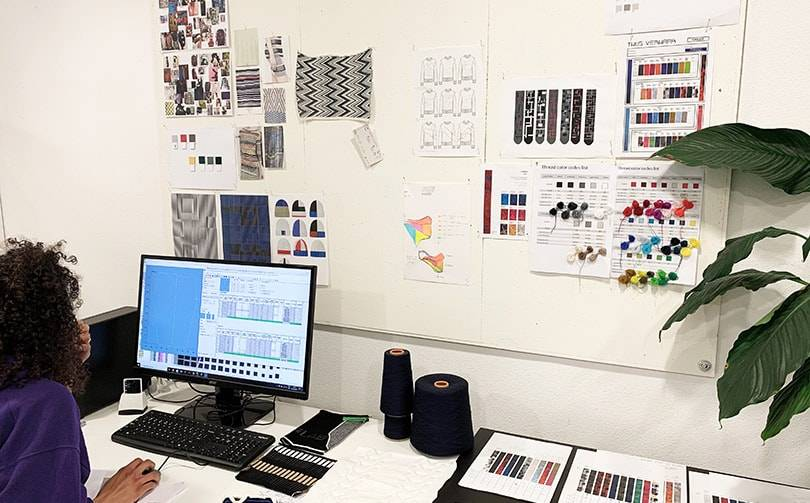 Knitwear Lab introduces industrial knitwear course