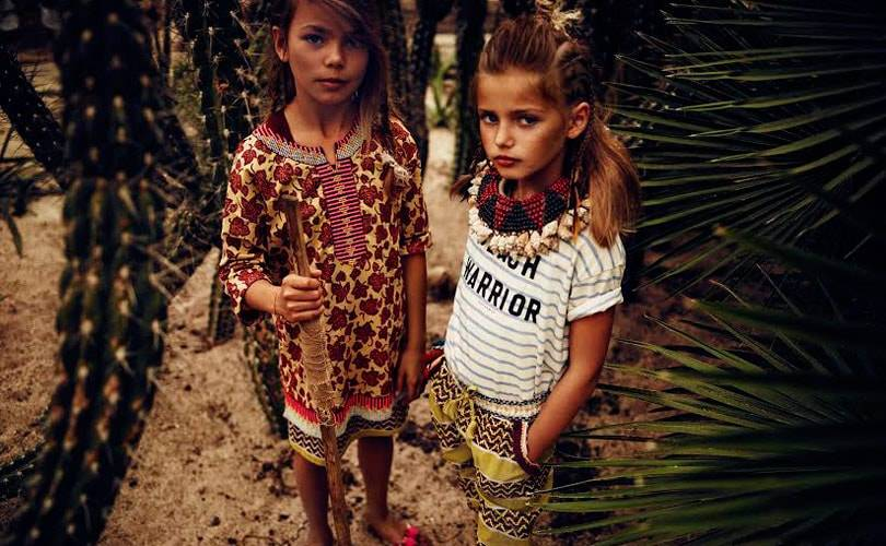 Pop-up store voor kindercollecties Scotch & Soda in Zandvoort