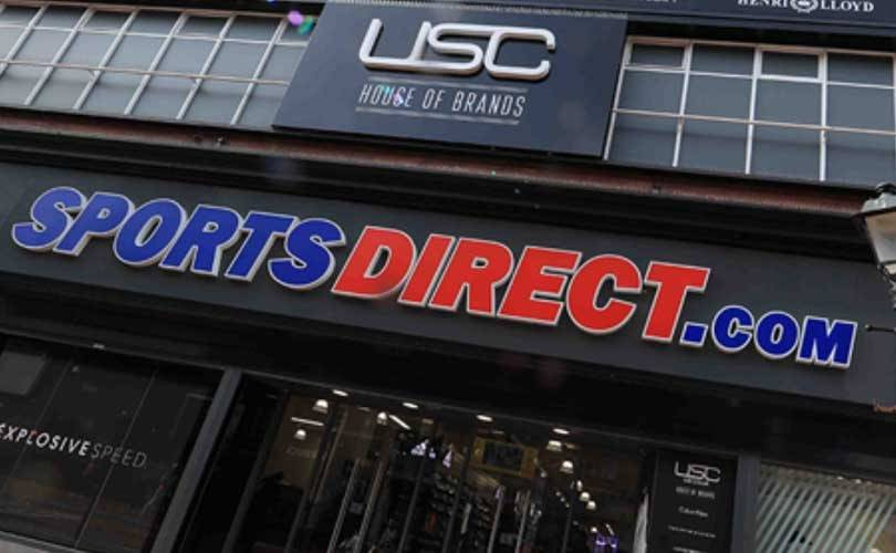Sports Direct rapporteert flinke winstdaling in FY2018