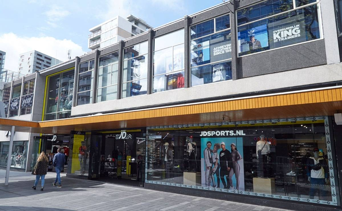 New delivery partnership puts spring in step of JD Sports' Dutch customers