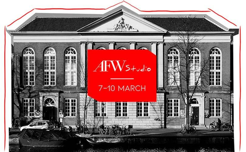 Showprogramma Amsterdam Fashion Week Studio bekendgemaakt