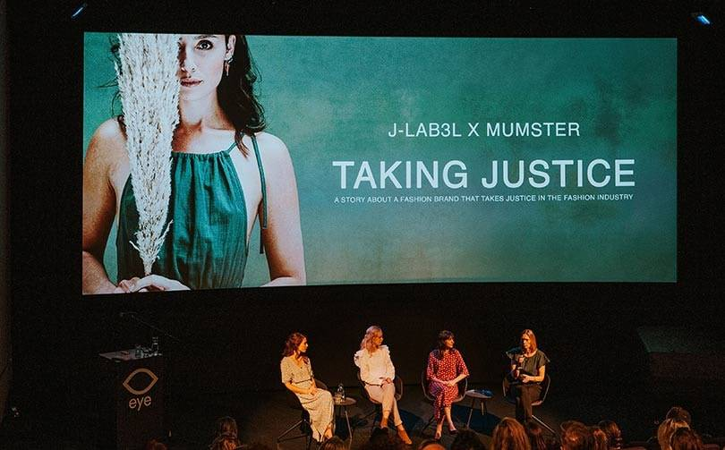 "Chanel Trapman presenteert documentaire 'Taking Justice': ""Transparantie is essentieel voor de mode-industrie"""